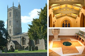 Chedburn Dudley Building Conservation and Design Architects - Projects, Holy Trinity Nailsea