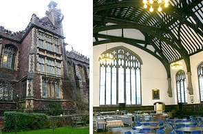 Chedburn Dudley Building Conservation and Design Architects - Project, Bristol Grammar School